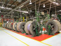 Cable Manufacturing Equipment Appraisers
