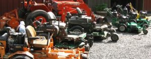 Landscaping Equipment Appraisers