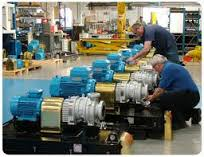 Pump Manufacturing Equipment Appraisers