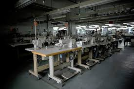 Apparel Manufacturing Equipment Appraisers