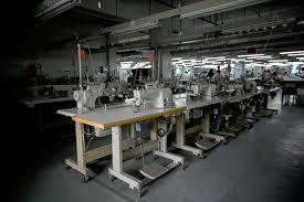 Apparel Manufacturing Equipment Appraisers