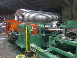 Corrugated Pipe Equipment Appraisers